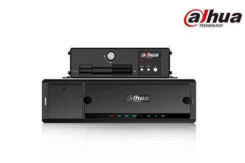 Dahua Technology stellt die mobile Videorekorder-Serie H.265 vor