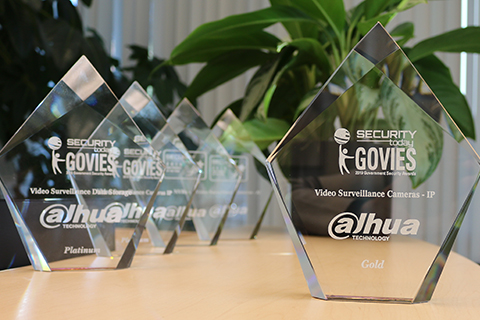"""Security Today premia Dahua con un """"Govie"""""""