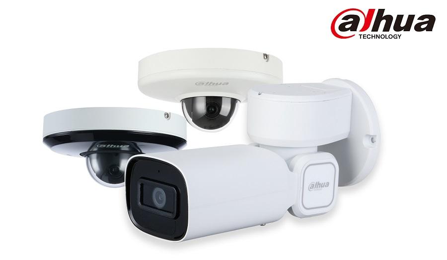 Dahua Technology präsentiert die Mini-PT/PTZ-Serie für einfache Installation und Fernüberwachung