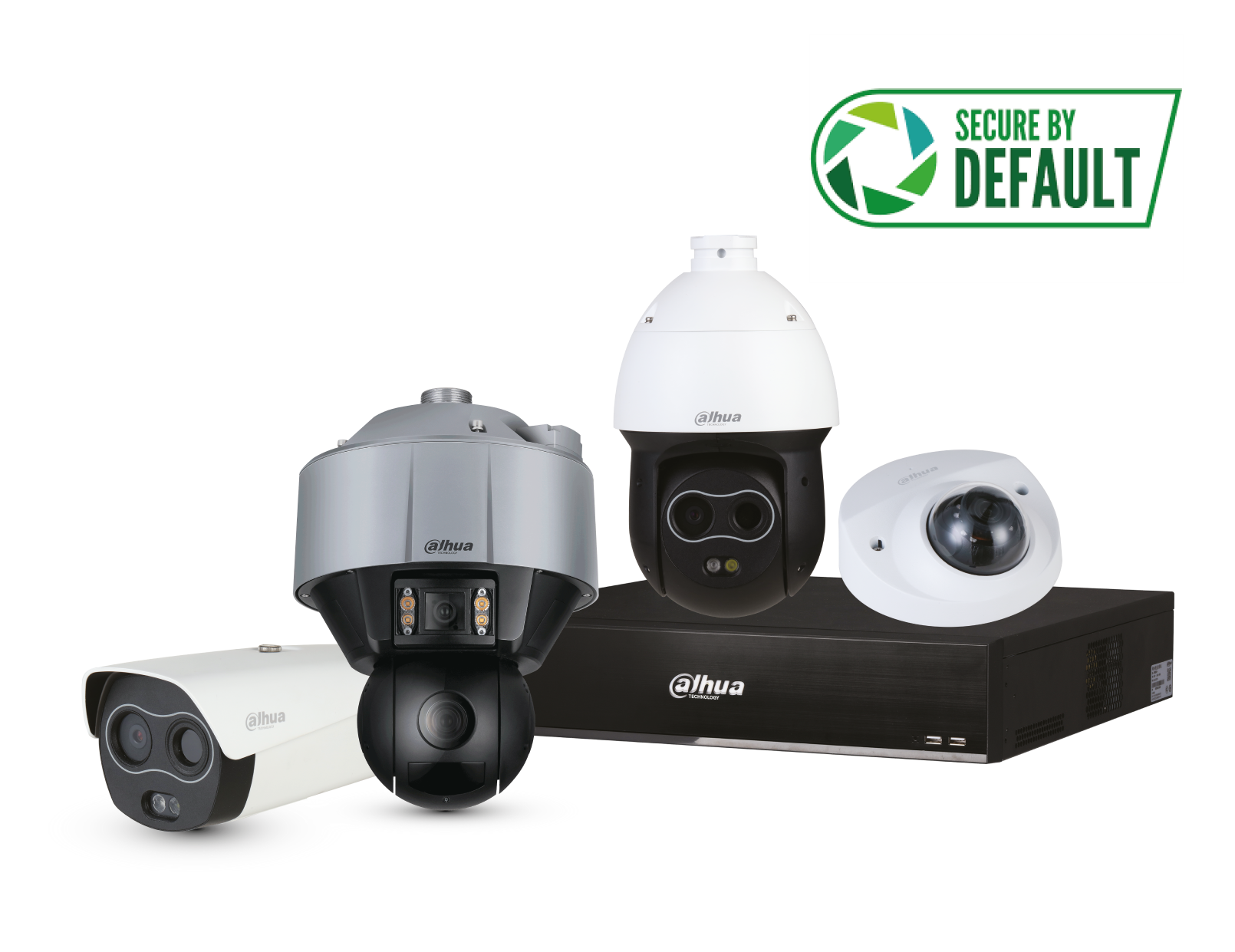 Dahua IP camera range awarded 'Secure by Default' from Surveillance Camera Commissioner