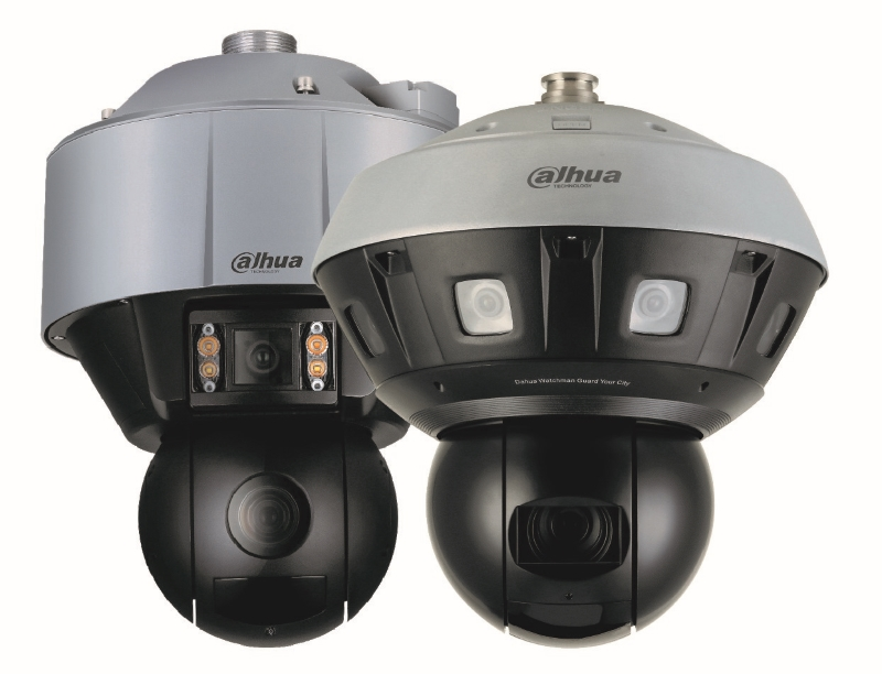 Dahua's Next Gen PTZ is a 'step-change' in Tracking and Monitoring